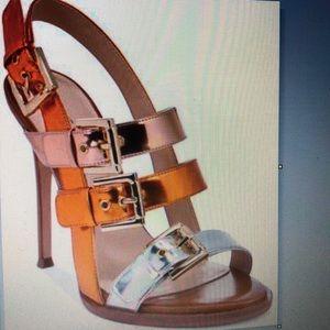 Nine West HowRude Dress Sandals